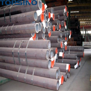 1 inch thin wall erw welded steel pipe