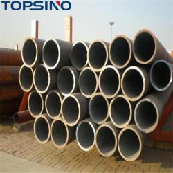 s235jr black mild round steel pipe