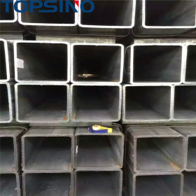 S275JR low temperature steel hollow section square steel pipe