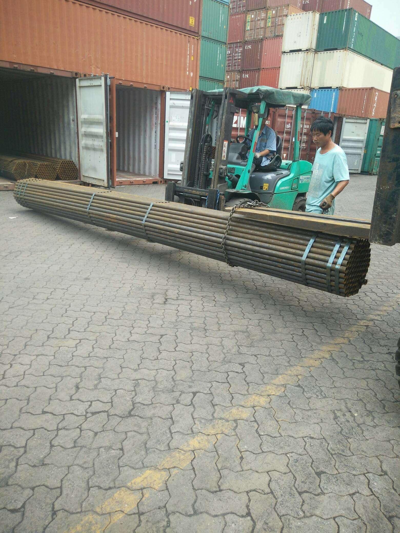 tianjin topsino seamless carbon steel pipe