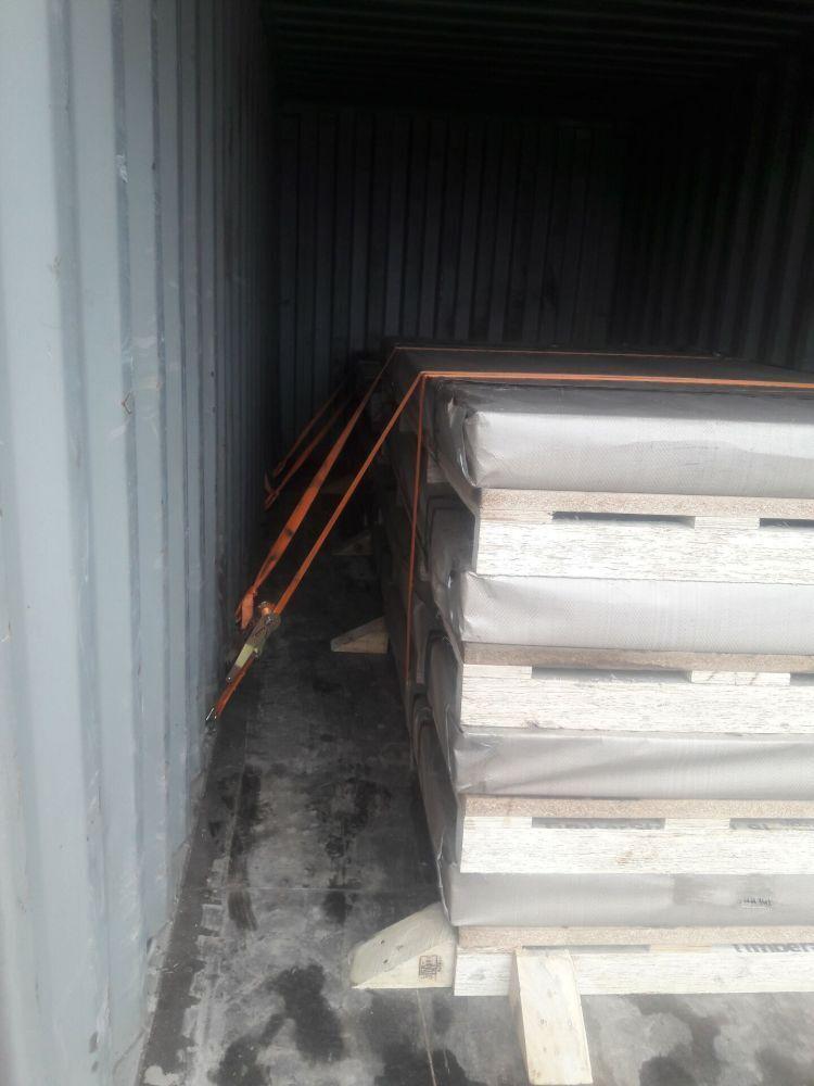 Steel plate reinforcement