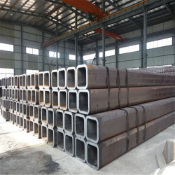 S275 EN10025 square hollow section carbon steel  tube
