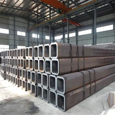 S275 EN10025 square hollow section carbon steel  tube