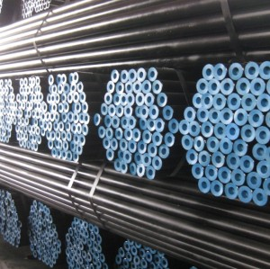 ASTM a53 API 5l Gr.b  seamless carbon steel pipe