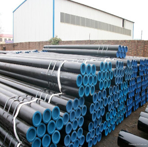 api 5l a333 seamless steel pipe