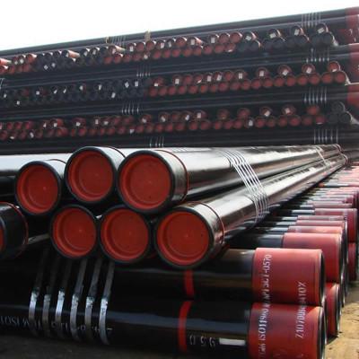 API 5ct n80 seamless steel pipe