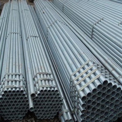 a36 galvanized seamless steel pipe
