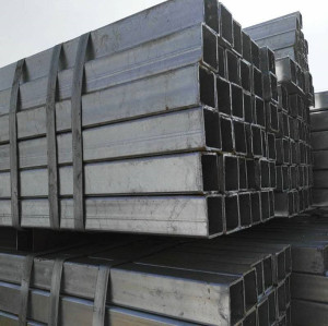 st37 square shape steel pipe