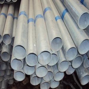 1.5 inch galvanized pipe seamless boiler pipe