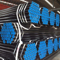 ASTM A53A seamless line pipe carbon pipe