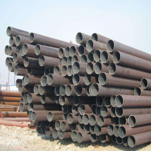 ASTM A333 Gr6 low temperature steel pipe