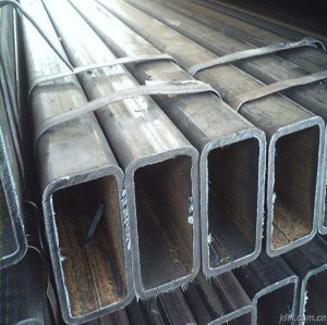 square and rectangular steel tube for Mechanical use