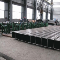 ASTM A53-B square shape steel pipe