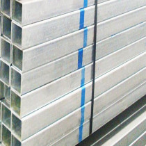 DIN st52 square and rectangular steel pipe