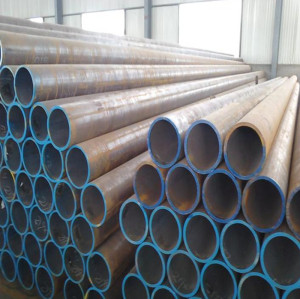 SAE1010 seamless steel pipe structural pipe