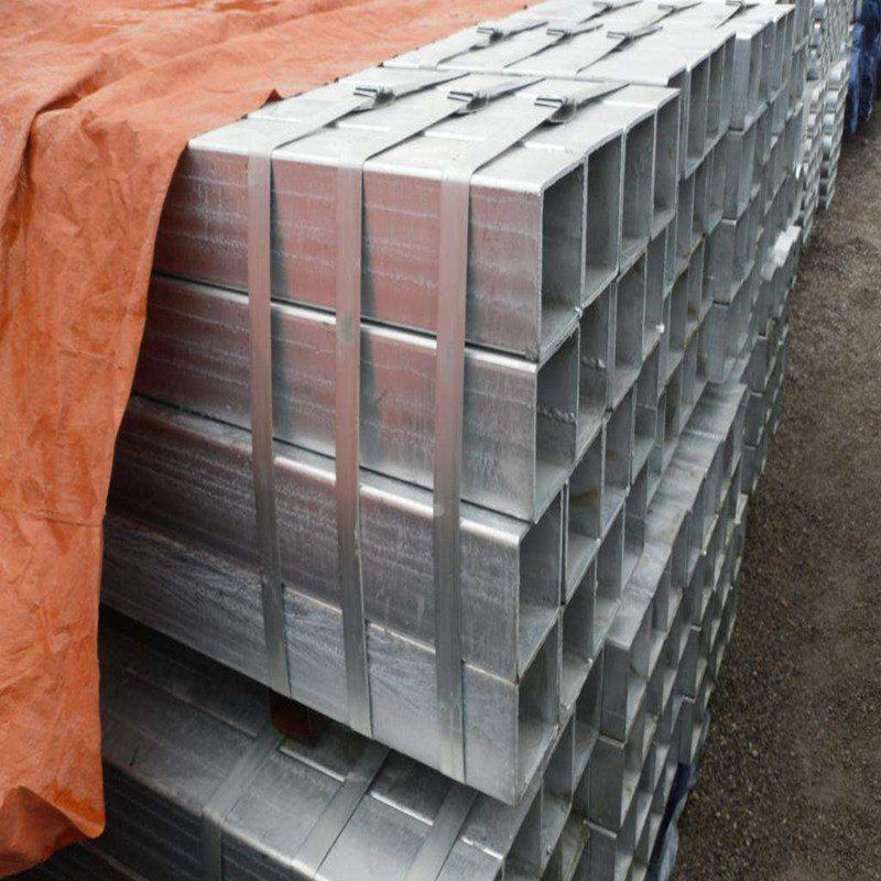 Astm a galvanized building construction hollow section