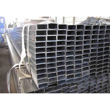 ASTM A179 building special galvanized aquare and rectangular steel pipe