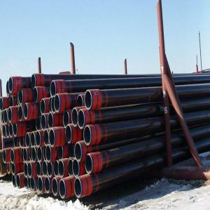 API SPEC 5CT standards oil/gas steel pipe