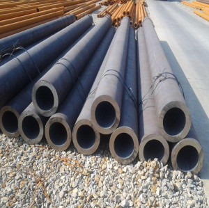 Hot Sale ST45 seamless carbon steel pipe