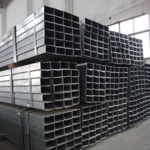 Rectangular Hollow Section Steel Pipe--10-700 diameter width