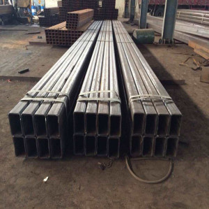 ASTM A587 Hot Rolled seamless Rectangular Steel Pipe