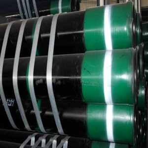 7 inch API 5CT Oil Well Casing Pipe steel pipe for drilling