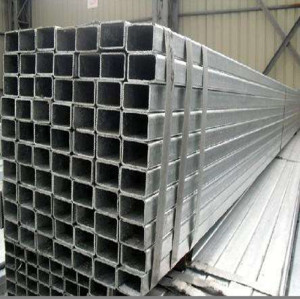 ST45 Mild Rectangular Steel Pipes