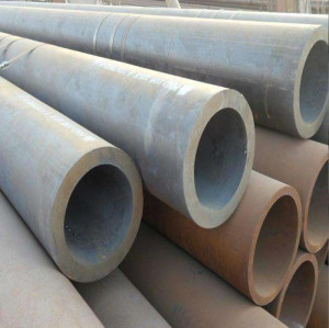 ASTM SA192 Hot Rolled Seamless Carbon Steel Pipe