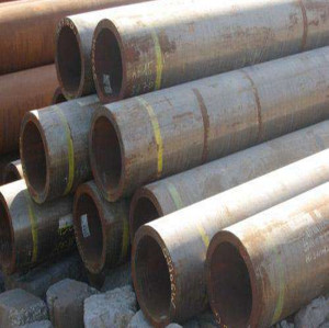Building materials 48mm seamless steel pipe
