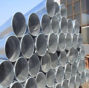 ASTM A53 8 inch schedule 40 galvanized steel pipe