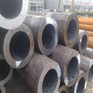 Hot Sale ST52.4 seamless carbon steel pipe