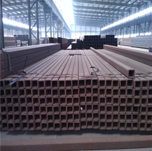 EN10210 rectangular and square Steel Pipe