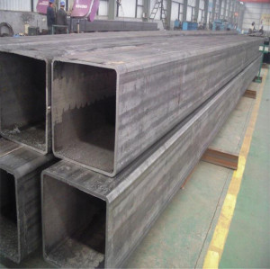electrical wire conduit hot galvanized square steel pipe