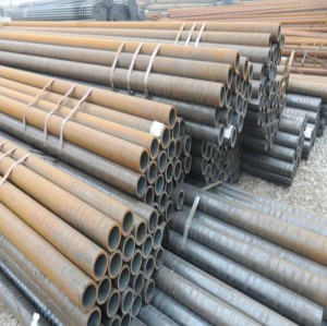 DIN2391 high precision cold drawn seamless steel pipe  Germany standard pipe manufacturer