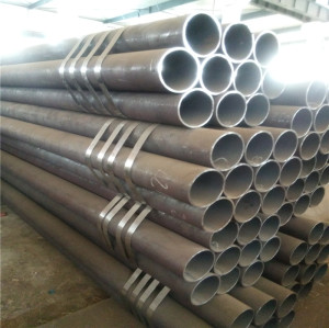 EN 10219 seamless steel pipe