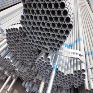 SS400 Galvanized Steel Pipe