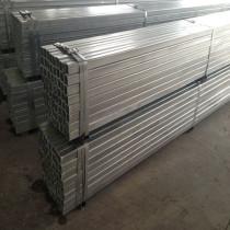 S235JR galvanized steel pipe/tube in square tube/pipe