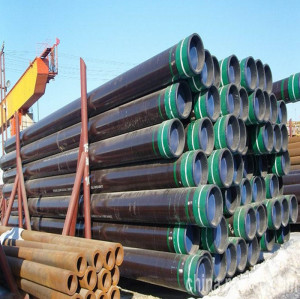 OCTG  API 5CT Casing Pipe  Seamless Steel Pipe