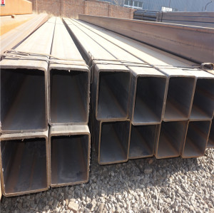 Rectangular Hollow Section Steel Pipe and Tube for Gas Transmission
