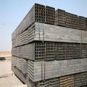 various size S275JR equivalent rectangular steel pipe