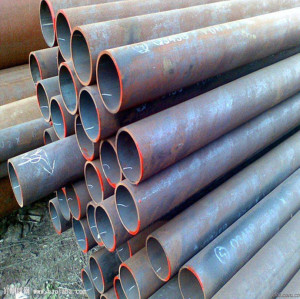 ASTM  A333 Gr.8 low temperature seamless steel pipe