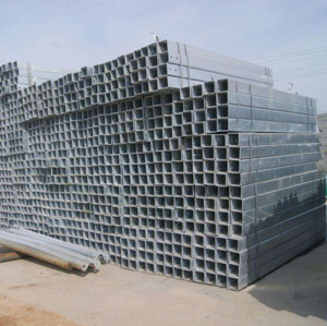 S355J2H Steel Hollow Section/Pre-galvanized Steel Pipe