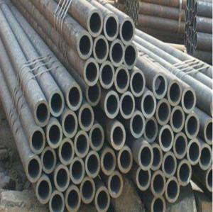 Non-alloy EN 10297 Pipe E355 Seamless Steel Pipe