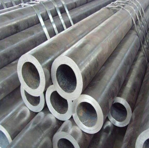 ASTM A333 Hot Rolled seamless Carbon Steel Pipe