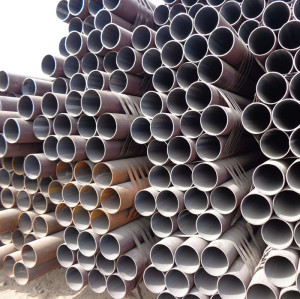 High quality hot sale cheaper ASTM A106B steel pipes