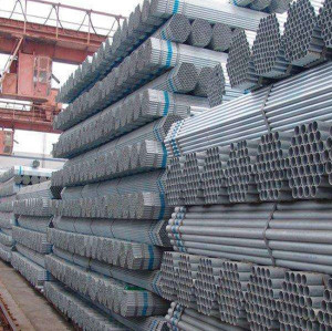 sch 40 galvanized steel pipe