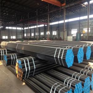 API 5L pipeline steel X52 seamless steel pipe