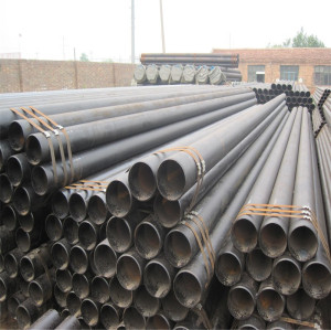 Hot rolled boiler Seamless steel pipe