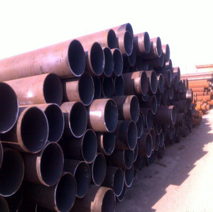 s355 seamless steel pipe, round section shape seamless steel pipe tube