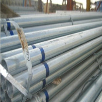 tensile strength 32 mm hot dipped galvanized seamless carbon steel pipe